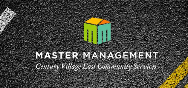 Parking Lot Closures – Master Management, Tilford Pool, Le Club, CSI, Unimed, etc.