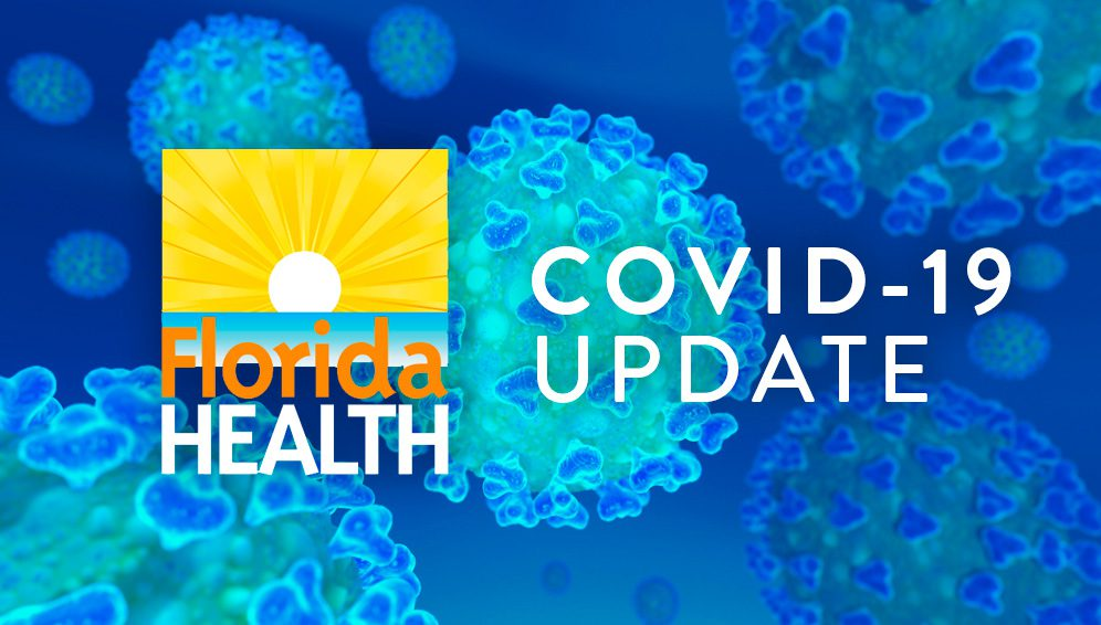 COVID-19 Update from the Florida Health Department