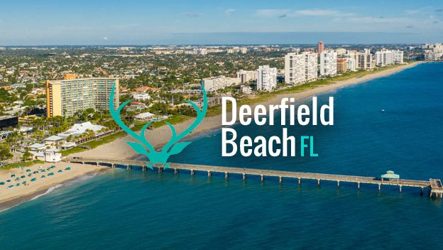 Polls are now open in Deerfield Beach