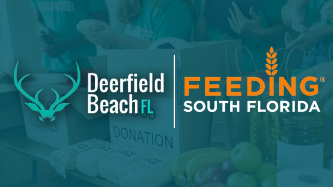 City of Deerfield Beach Food Distribution – January 15, 2021